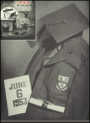 Page 15, 1953 Edition, Pomfret School - Griffin Yearbook (Pomfret, CT) online yearbook collection