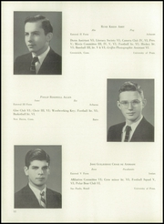 Page 16, 1953 Edition, Pomfret School - Griffin Yearbook (Pomfret, CT) online yearbook collection