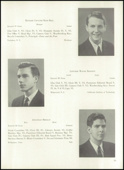 Page 17, 1953 Edition, Pomfret School - Griffin Yearbook (Pomfret, CT) online yearbook collection