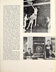 Page 17, 1959 Edition, University of Bridgeport - Wistarian Yearbook (Bridgeport, CT) online yearbook collection