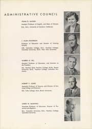 Page 11, 1950 Edition, Southern Connecticut State University - Laurel Yearbook (New Haven, CT) online yearbook collection