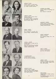 Page 12, 1950 Edition, Southern Connecticut State University - Laurel Yearbook (New Haven, CT) online yearbook collection