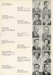 Page 13, 1950 Edition, Southern Connecticut State University - Laurel Yearbook (New Haven, CT) online yearbook collection