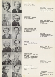 Page 14, 1950 Edition, Southern Connecticut State University - Laurel Yearbook (New Haven, CT) online yearbook collection