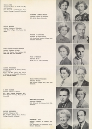 Page 15, 1950 Edition, Southern Connecticut State University - Laurel Yearbook (New Haven, CT) online yearbook collection
