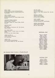 Page 16, 1950 Edition, Southern Connecticut State University - Laurel Yearbook (New Haven, CT) online yearbook collection
