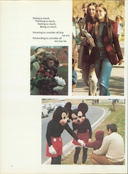 Page 16, 1973 Edition, Southern Connecticut State University - Laurel Yearbook (New Haven, CT) online yearbook collection