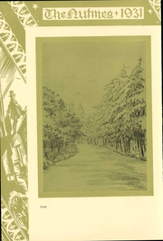 Page 16, 1931 Edition, University of Connecticut - Nutmeg Yearbook (Storrs, CT) online yearbook collection
