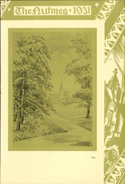 Page 17, 1931 Edition, University of Connecticut - Nutmeg Yearbook (Storrs, CT) online yearbook collection