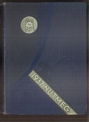 University of Connecticut - Nutmeg Yearbook (Storrs, CT) online yearbook collection, 1937 Edition, Page 1