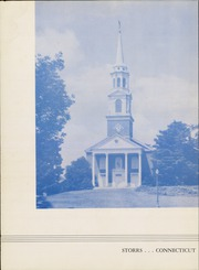Page 6, 1949 Edition, University of Connecticut - Nutmeg Yearbook (Storrs, CT) online yearbook collection