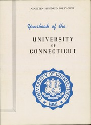 Page 7, 1949 Edition, University of Connecticut - Nutmeg Yearbook (Storrs, CT) online yearbook collection