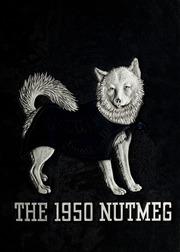 1950 Edition, University of Connecticut - Nutmeg Yearbook (Storrs, CT)
