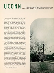 Page 10, 1951 Edition, University of Connecticut - Nutmeg Yearbook (Storrs, CT) online yearbook collection