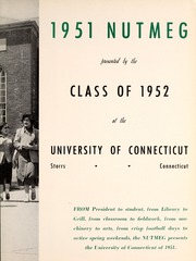 Page 7, 1951 Edition, University of Connecticut - Nutmeg Yearbook (Storrs, CT) online yearbook collection