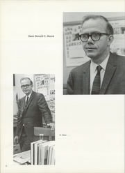 Page 10, 1968 Edition, Housatonic Community College - Stentorian Yearbook (Bridgeport, CT) online yearbook collection