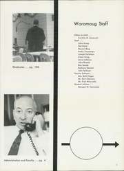 Page 7, 1968 Edition, Housatonic Community College - Stentorian Yearbook (Bridgeport, CT) online yearbook collection