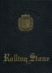 Page 1, 1947 Edition, Cheshire Academy - Rolling Stone Yearbook (Cheshire, CT) online yearbook collection
