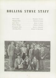 Page 11, 1947 Edition, Cheshire Academy - Rolling Stone Yearbook (Cheshire, CT) online yearbook collection