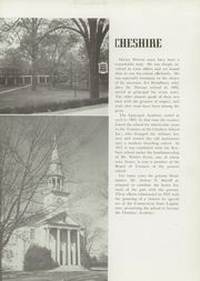 Page 13, 1947 Edition, Cheshire Academy - Rolling Stone Yearbook (Cheshire, CT) online yearbook collection