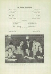 Page 13, 1951 Edition, Cheshire Academy - Rolling Stone Yearbook (Cheshire, CT) online yearbook collection