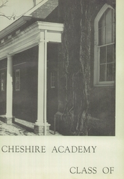 Page 7, 1951 Edition, Cheshire Academy - Rolling Stone Yearbook (Cheshire, CT) online yearbook collection