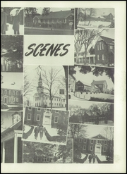 Page 9, 1953 Edition, Cheshire Academy - Rolling Stone Yearbook (Cheshire, CT) online yearbook collection