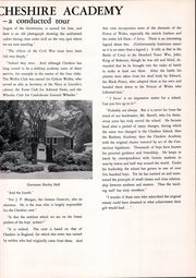 Page 13, 1957 Edition, Cheshire Academy - Rolling Stone Yearbook (Cheshire, CT) online yearbook collection
