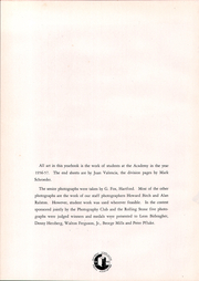 Page 6, 1957 Edition, Cheshire Academy - Rolling Stone Yearbook (Cheshire, CT) online yearbook collection