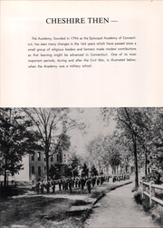 Page 10, 1958 Edition, Cheshire Academy - Rolling Stone Yearbook (Cheshire, CT) online yearbook collection