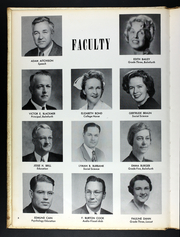 Page 10, 1950 Edition, Western Connecticut State University - Pahquioque Yearbook (Danbury, CT) online yearbook collection