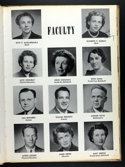 Page 11, 1950 Edition, Western Connecticut State University - Pahquioque Yearbook (Danbury, CT) online yearbook collection