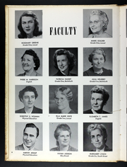 Page 12, 1950 Edition, Western Connecticut State University - Pahquioque Yearbook (Danbury, CT) online yearbook collection