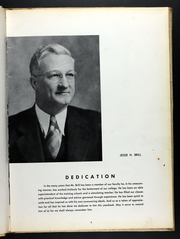 Page 7, 1950 Edition, Western Connecticut State University - Pahquioque Yearbook (Danbury, CT) online yearbook collection