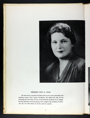 Page 8, 1950 Edition, Western Connecticut State University - Pahquioque Yearbook (Danbury, CT) online yearbook collection