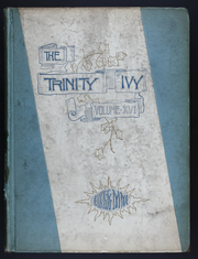 Trinity College - Ivy Yearbook (Hartford, CT) online yearbook collection, 1889 Edition, Page 1