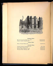 Page 16, 1905 Edition, Trinity College - Ivy Yearbook (Hartford, CT) online yearbook collection
