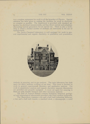 Page 15, 1907 Edition, Trinity College - Ivy Yearbook (Hartford, CT) online yearbook collection