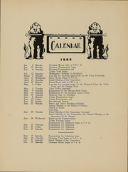 Page 11, 1909 Edition, Trinity College - Ivy Yearbook (Hartford, CT) online yearbook collection