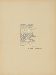 Page 5, 1909 Edition, Trinity College - Ivy Yearbook (Hartford, CT) online yearbook collection