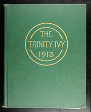 1913 Edition, Trinity College - Ivy Yearbook (Hartford, CT)