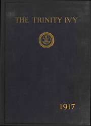 1917 Edition, Trinity College - Ivy Yearbook (Hartford, CT)