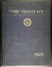 1923 Edition, Trinity College - Ivy Yearbook (Hartford, CT)