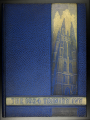 1934 Edition, Trinity College - Ivy Yearbook (Hartford, CT)