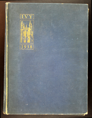 1938 Edition, Trinity College - Ivy Yearbook (Hartford, CT)