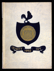 1952 Edition, Trinity College - Ivy Yearbook (Hartford, CT)