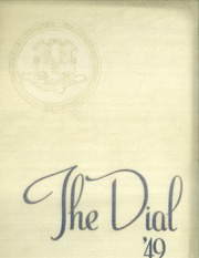 Page 1, 1949 Edition, Central Connecticut State University - Dial Yearbook (New Britain, CT) online yearbook collection