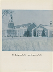Page 13, 1949 Edition, Central Connecticut State University - Dial Yearbook (New Britain, CT) online yearbook collection