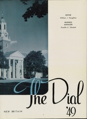 Page 7, 1949 Edition, Central Connecticut State University - Dial Yearbook (New Britain, CT) online yearbook collection
