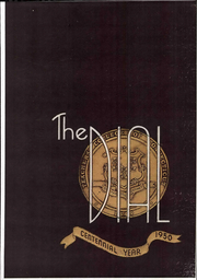 1950 Edition, Central Connecticut State University - Dial Yearbook (New Britain, CT)